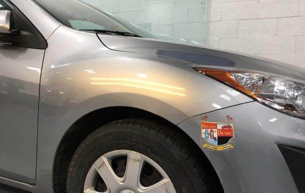 Mazda (après)